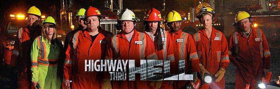 The Promotion People Highway Thru Hell