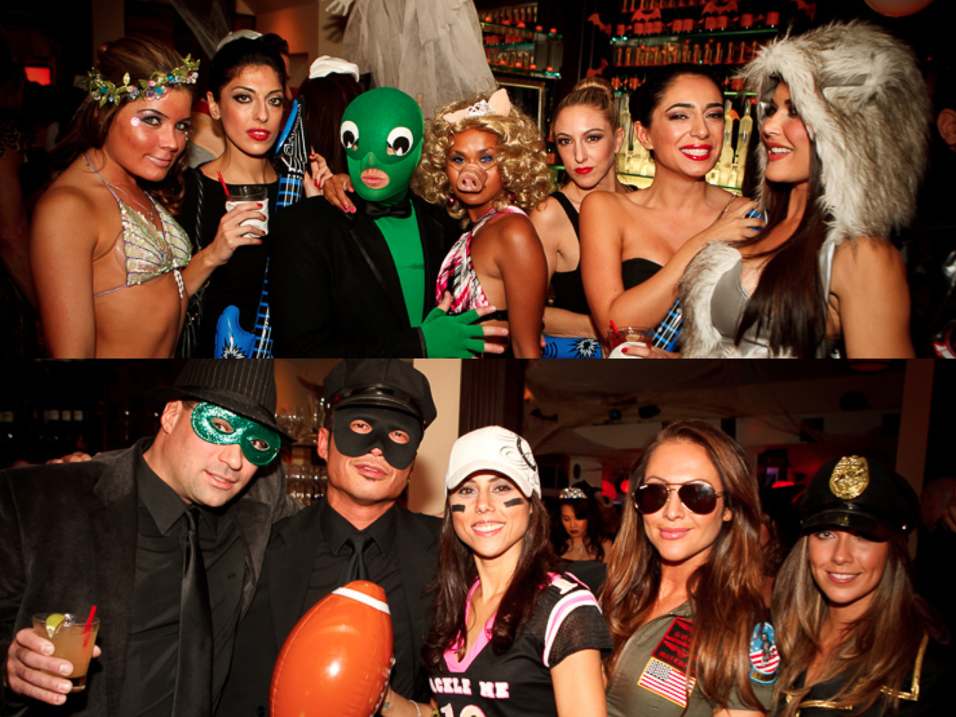 Yelloween Veuve Clicquot: The Annual Halloween Party  